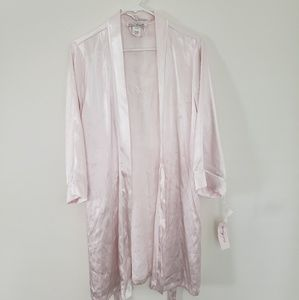 """Baby pink """"The Bride"""" robe"""